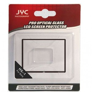 Highest Protection JYC Pro Glass LCD Screen Protector for Sony HX-1
