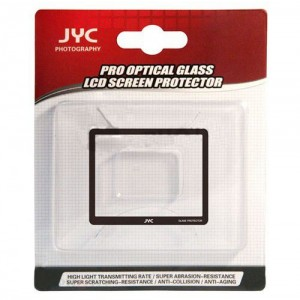 "Highest Protection JYC Pro Glass GGS LCD Screen Protector for 3.0"" inch screen"