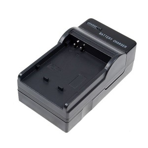 AC Battery Charger Cradle for Canon NB4L Digital Camera