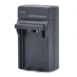 100-240V Digital Camera Emergency Charger For SANYO CRV3 - Black