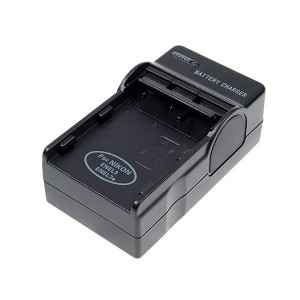 AC Battery Charger Cradle for Nikon EL3E Digital Camera