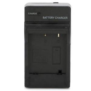 Camera Battery Charger Cradle for Panasonic S004E S004 BCB7 (AC 100~240V / 2-Flat-Pin Plug)