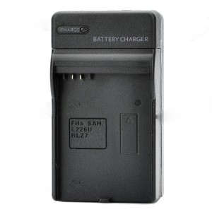Digital Camera Battery Charger for SHARP L226U/BLZ7 (100~240V)