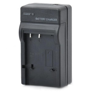 Camera Battery Charger Cradle for Sony FE1 (AC 100~240V / 2-Flat-Pin Plug)