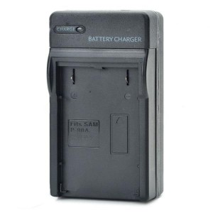 Camera Battery Charger for Samsung P90A / P180A (AC 100~240V / 2-Flat-Pin Plug)