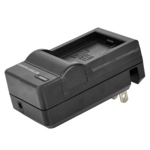 DSTE DSTE-DC121 Camera Battery Charging Dock + Car Charger for GOPRO HD HERO 1 / 2 - Black