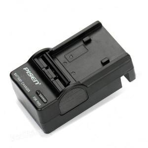 Pisen AC Charger for Sony NP-FP50 Batteries