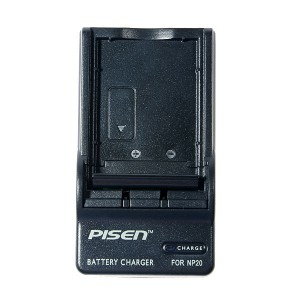 Pisen AC Charger for Casio NP20 Batteries