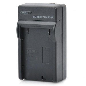 Camera Battery Charger Cradle for Samsung P120A (AC 100~240V / 2-Flat-Pin Plug)