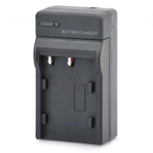 Camera Battery Charger Cradle for Sharp BT-L225 / BT-L445 (AC 100~240V / 2-Flat-Pin Plug)
