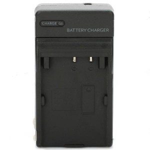 Camera Battery Charger Cradle for Panasonic S003E / S003 / VBA05 (100~240V / 2-Flat-Pin Plug)