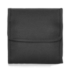 Nylon Lens Filter Pocket Bag - Size L (Holds 3-Piece)