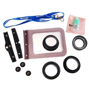 10-Meter Waterproof Housing Kit for Digital Camera (DC-WP10)
