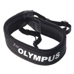 Leather Shoulder Strap for Olympus SLR/DSLR Cameras