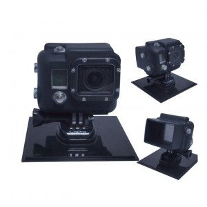 Silicone Case for Gopro Hero 2, black, blue, white
