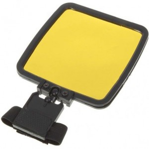 Universal Flash Bounce Reflector Diffuser Set with Carrying Pouch