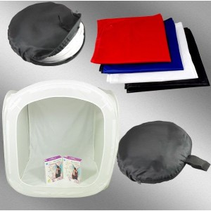 30 x 30cm Photo Studio Softbox Light Tent Cube Soft Box
