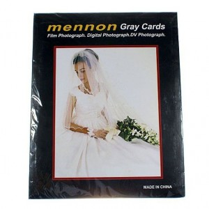 Mennon Gray Cards