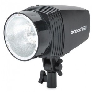 GODOX Mini Master 160DI 160WS Flash Studio Photography Light - Black (AC 220V / EU Plug)