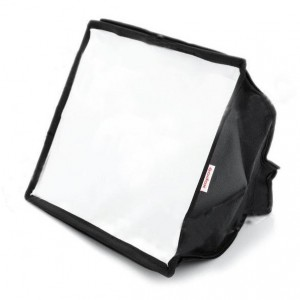 GODOX SB1520 plegable flash Softbox - Negro (30 x 20cm)