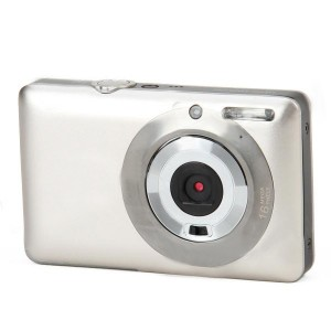 "DC-660A 5.0MP Digital Camera w/ 2.7"" TFT Screen, 8X Digital Zoom - Silver"