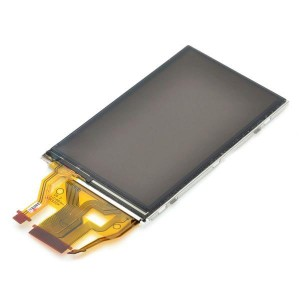 Replacement Touch Screen Digitizer + Backlit LCD Display Screen for Sony DSC-T70