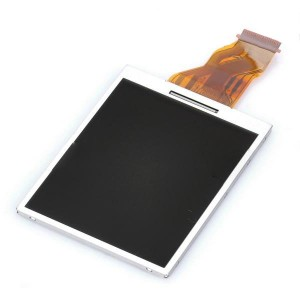 "Replacement 2.7"" 230KP LCD Display Screen With Backlight for Nikon S5100"