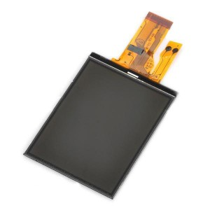 """Genuine Panasonic FH1 Replacement 2.7"""" 230KP LCD Display Screen (Without Backlight)"""