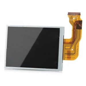 Canon Replacement LCD Screen Display Module w/ Backlight for PowerShot A3200 IS - Black + Silver