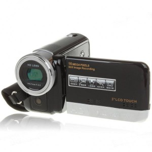 "5.0MP 1080 FHD Digital Video Cam corder w/ 16X Optical Zoom/HDMI/TV/SD/USB (3.0"" Touch LCD)"