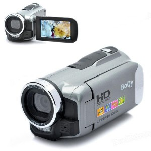 "5.0MP CMOS Digital Video Camcorder w/ 8X Digital Zoom / SD / HDMI / AV-Out (2.7"" TFT LCD)"