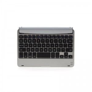 Handheld Bluetooth V3.0 Wireless Rechargeable Keyboard for iPad Mini