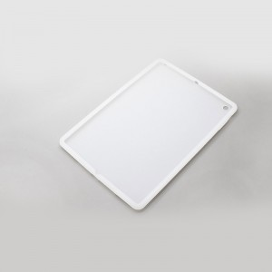 Protective Silicone Back Case for iPad 5