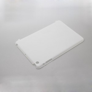 Protective PVC Matte Case for iPad Mini