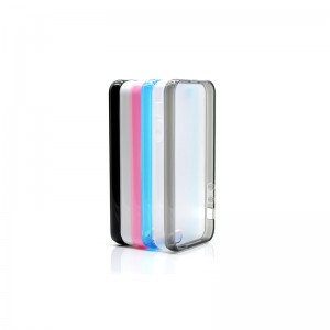 TPU Protective Case for iPhone 5 (White)