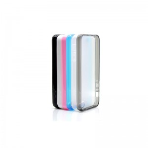 TPU Protective Case for iPhone 5 (Blue)