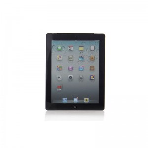 PVC Protective Case for iPad 2 (Translucent)