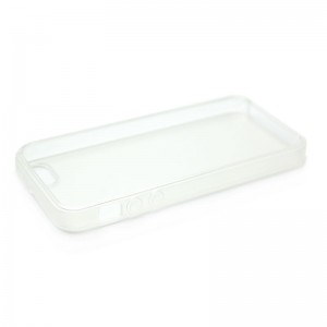 TPU Protective Case for iPhone 5 (Transparent)