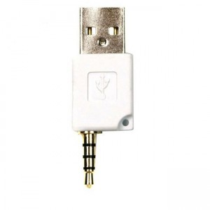 Mini USB Data and Charging Adapter for Shuffle-2