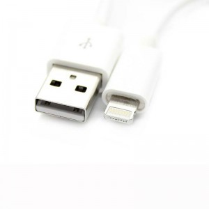Lightning to USB Data/Charging Cable for Apple iDevices