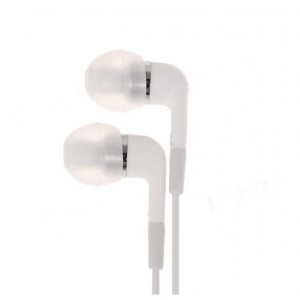 Stylish In-Ear Stereo Earphone with Mic for iPhone