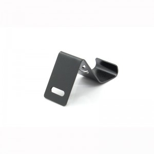 Mini Aluminum Stand Holder for iPhone / Cell Phone / MP4 (Black)