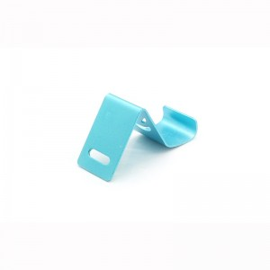 Mini Aluminum Stand Holder for iPhone / Cell Phone / MP4 (Blue)