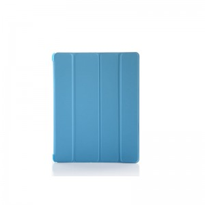 Protective PU Leather Case for iPad 2 / 3 / 4 (Blue)