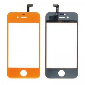 Replacement Touch Screen Digitizer for iPhone 4S - Orange