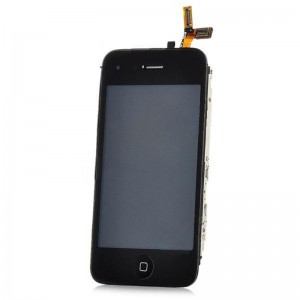 Replacement TFT LCD Screen for iPhone 3GS - Black