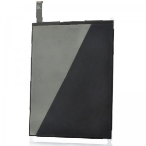 Replacement Aluminum Alloy + Glass LCD Screen for iPad Mini - Black