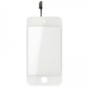 Replacement Touch Screen Digitizer for iPod Touch 4 - White