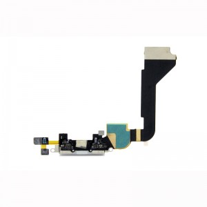 Replacement  Interface / Data / Charging Tail Ribbon Cable Module for iPhone 4