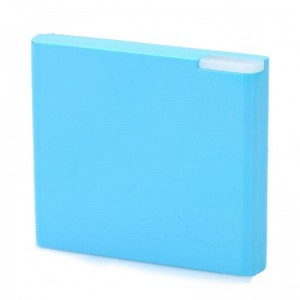 Ultra-thin Bluetooth V2.0 Music Receiver for Apple 30pin Speaker - Blue